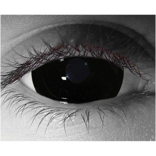 36464282daa4 Sclera Kontaktlinser Med Farve Farvede Crazy Linser Fantasy-Lenses ...