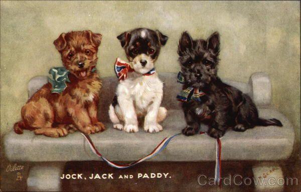 Pin On Vintage Puppies
