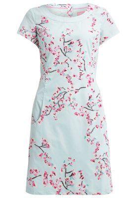 Vapaa-ajan mekko - opal blue blossom