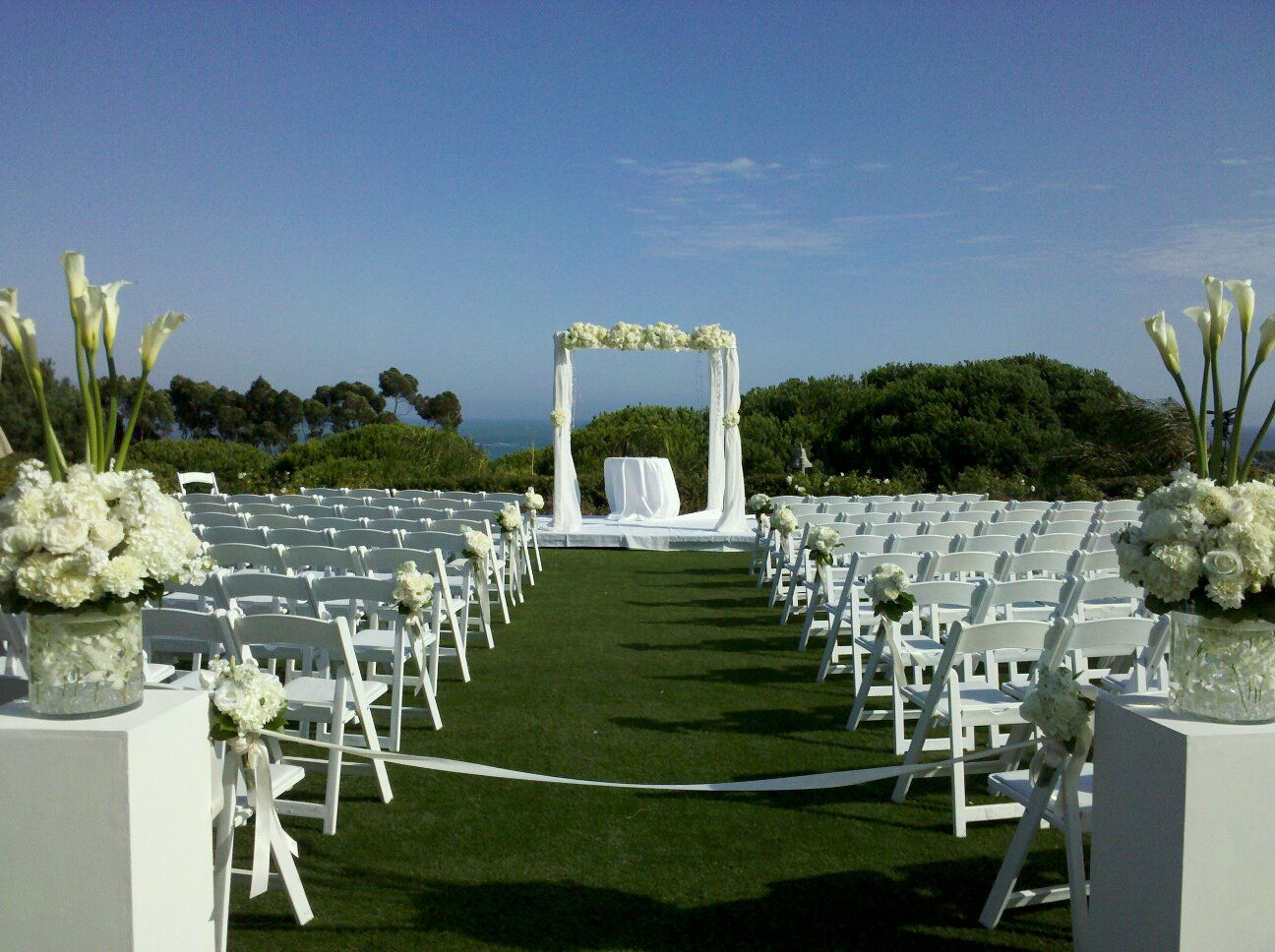 If You Are Looking For A Great Wedding Venue Consider Ceremony At The Laguna Cliffs Marriott Brought To By This Los Angeles Minister