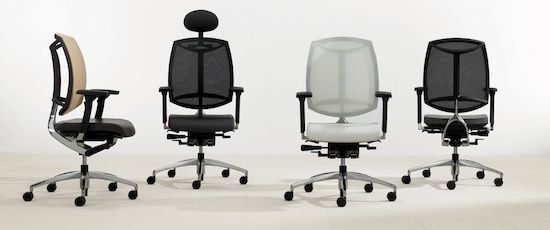 Teknion Visio We Ve Got Your Back For Tasks Work Chair