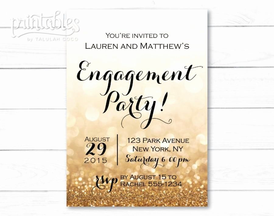 Engagement Party Invitation Template Free Elegant Enga Free Engagement Party Invitations Templates Printable Engagement Party Invitations Party Invite Template
