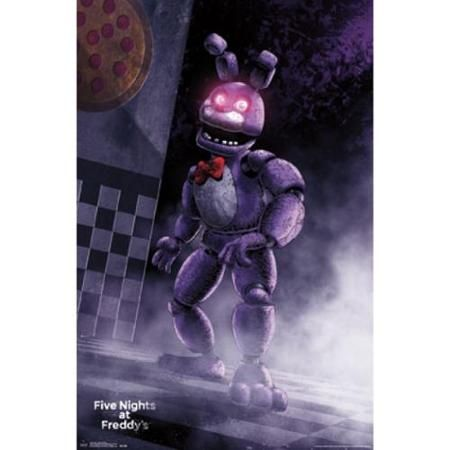 Five Nights At Freddy S Classic Bonnie Poster Print 22