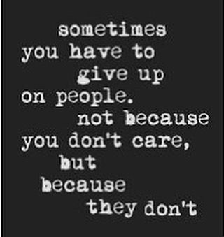"""Sad Stress Quotes Ryan Light; on Instagram: """"Sometimes we have to quit caring for the people that don't care.It'"""