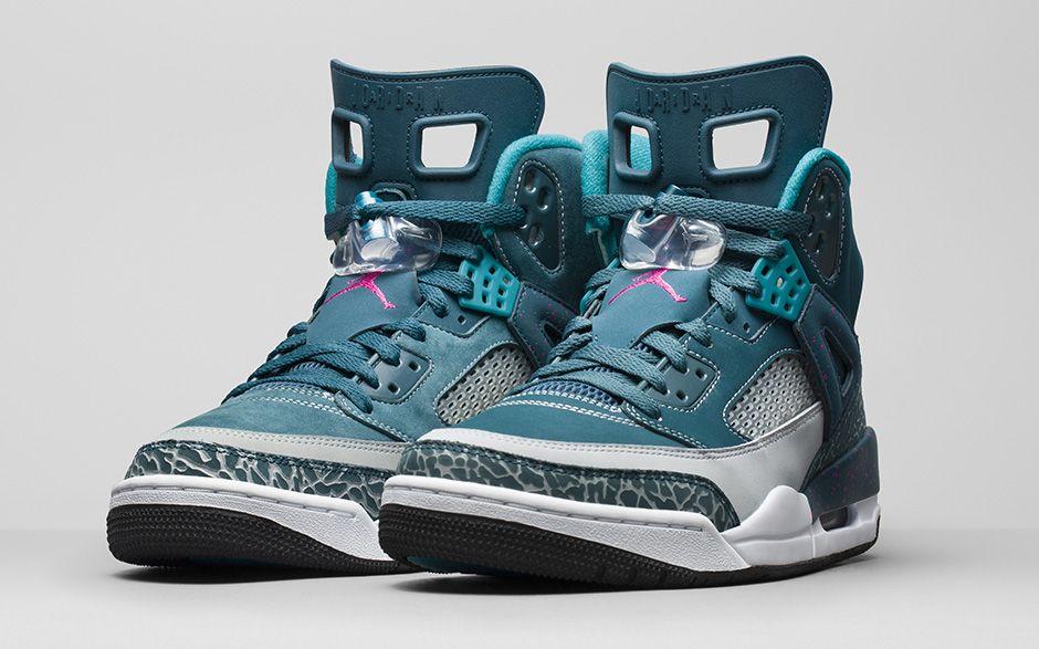 Air Jordan Spiz'ike Space Blue - Date de sortie - Release date