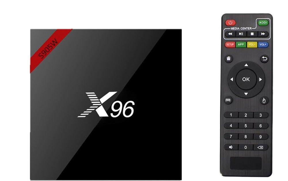 96 mini smart tv box