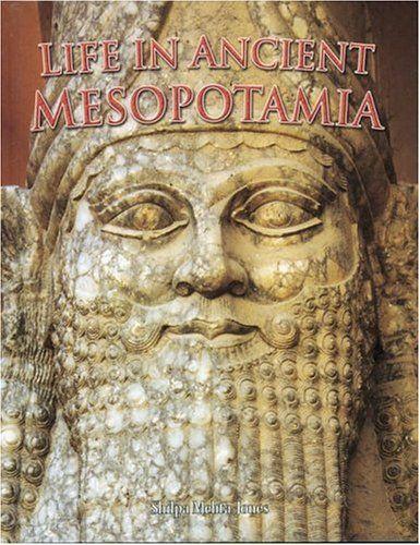 Life in Ancient Mesopotamia (Peoples of the Ancient World) by Shilpa Mehta-Jones http://www.amazon.com/dp/0778720667/ref=cm_sw_r_pi_dp_txZdwb0899QX6