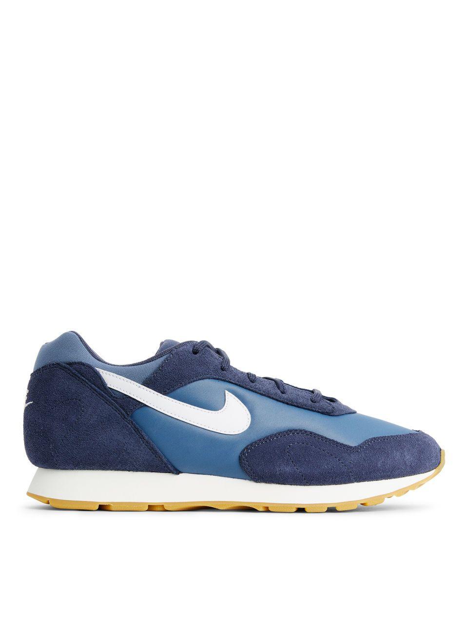 Nike Outburst   Blue shoes, Shoes