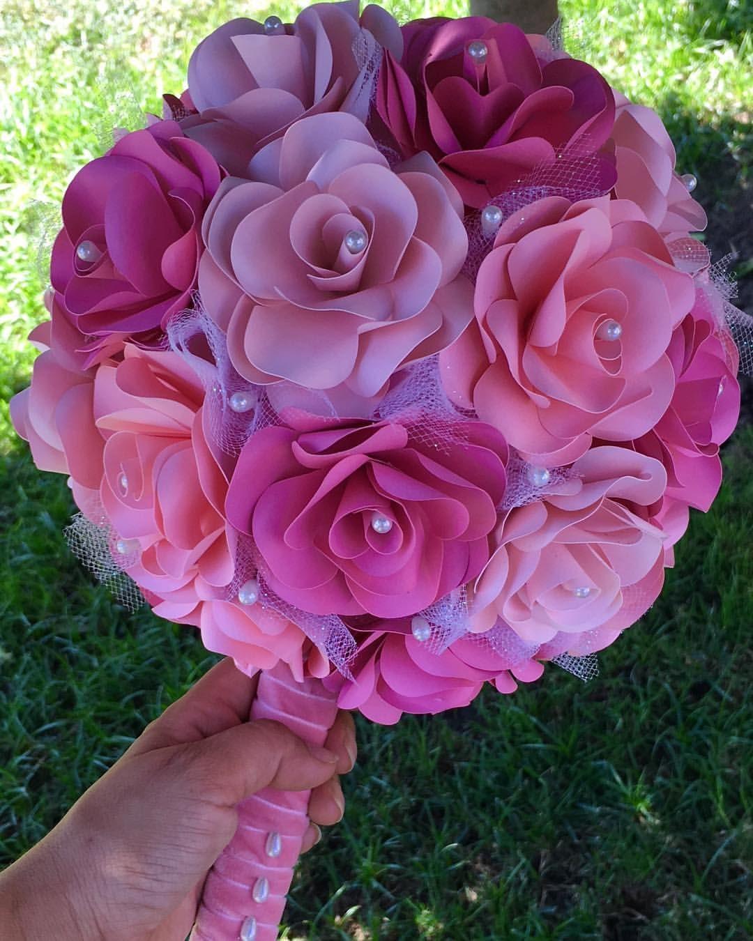 Crafts by betty craftsbybetty on instagram paper flower bouquet crafts by betty craftsbybetty on instagram paper flower bouquet wedding bouquet izmirmasajfo