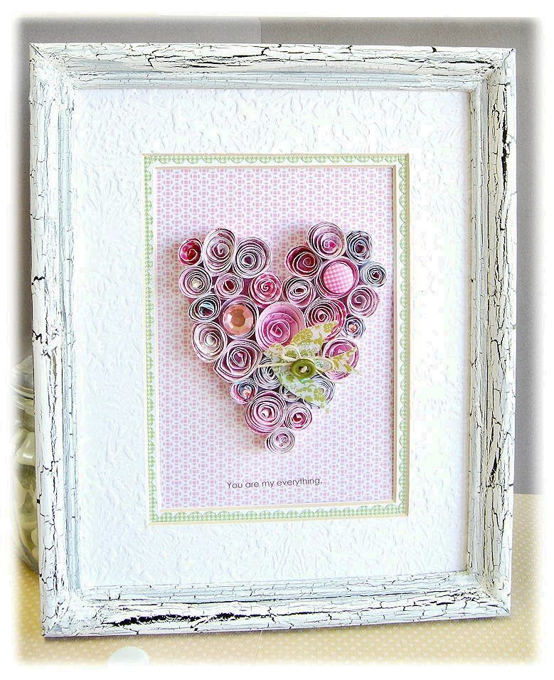 You are my everything...                             Pursuit of craftyness blog