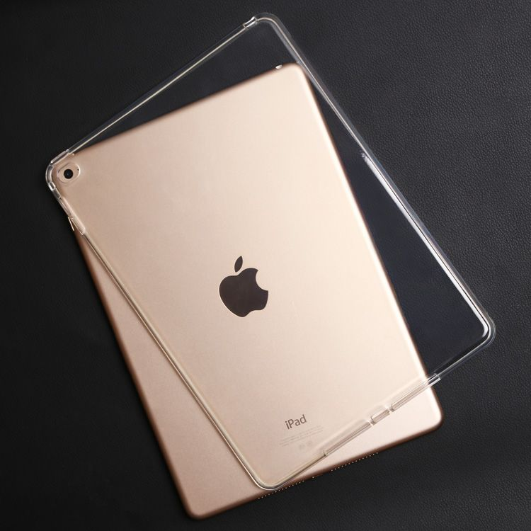 Case For Ipad Air 2 Tpu Soft Case Cover Crystal Clear Transparent Ultra Thin Shell Tablet Cover Case For Ipad Air 2 6 Gen Ipad Air Ipad Case Ipad Air 2