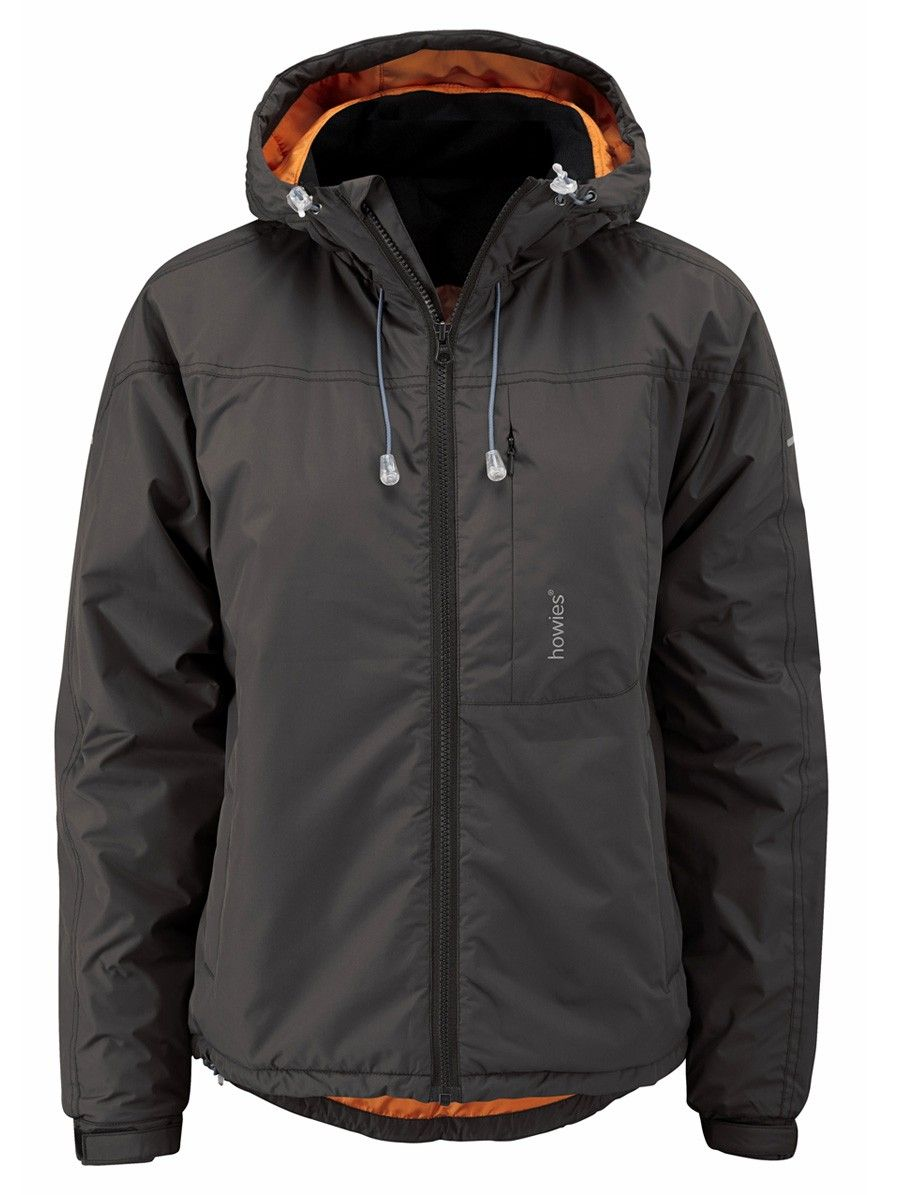 howies - Snowdon Wool Insulated Jacket - jackets - Womens Clothing - womens