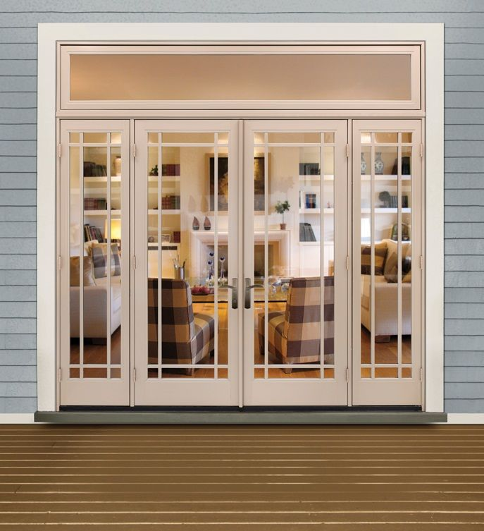 Bonjour We Speak French Doors Click To Request A Brochure Patio Door Installation French Doors Home N Decor