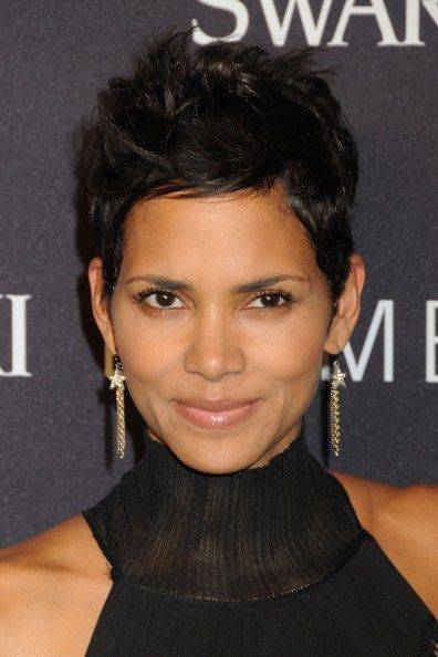 If I could wear REALLY short hair, it would be Halle's style.  Top 10 Short Hairstyles of 2010 | Your Hairstyle Solutions