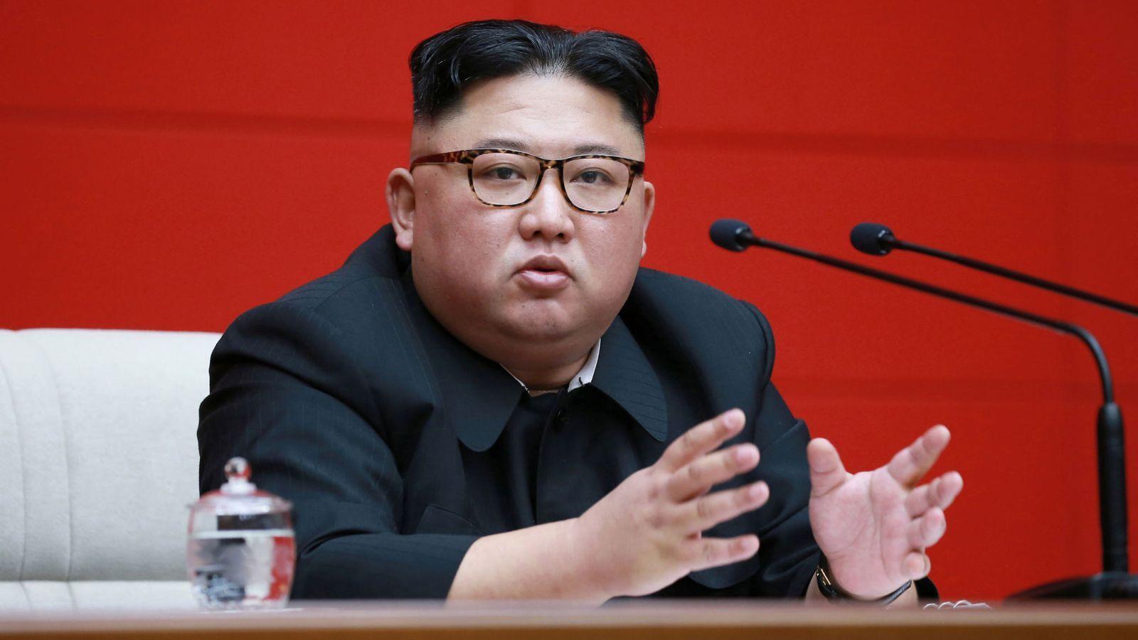 Kim Jong Un Re Elected As North Korea S Leader In Personnel
