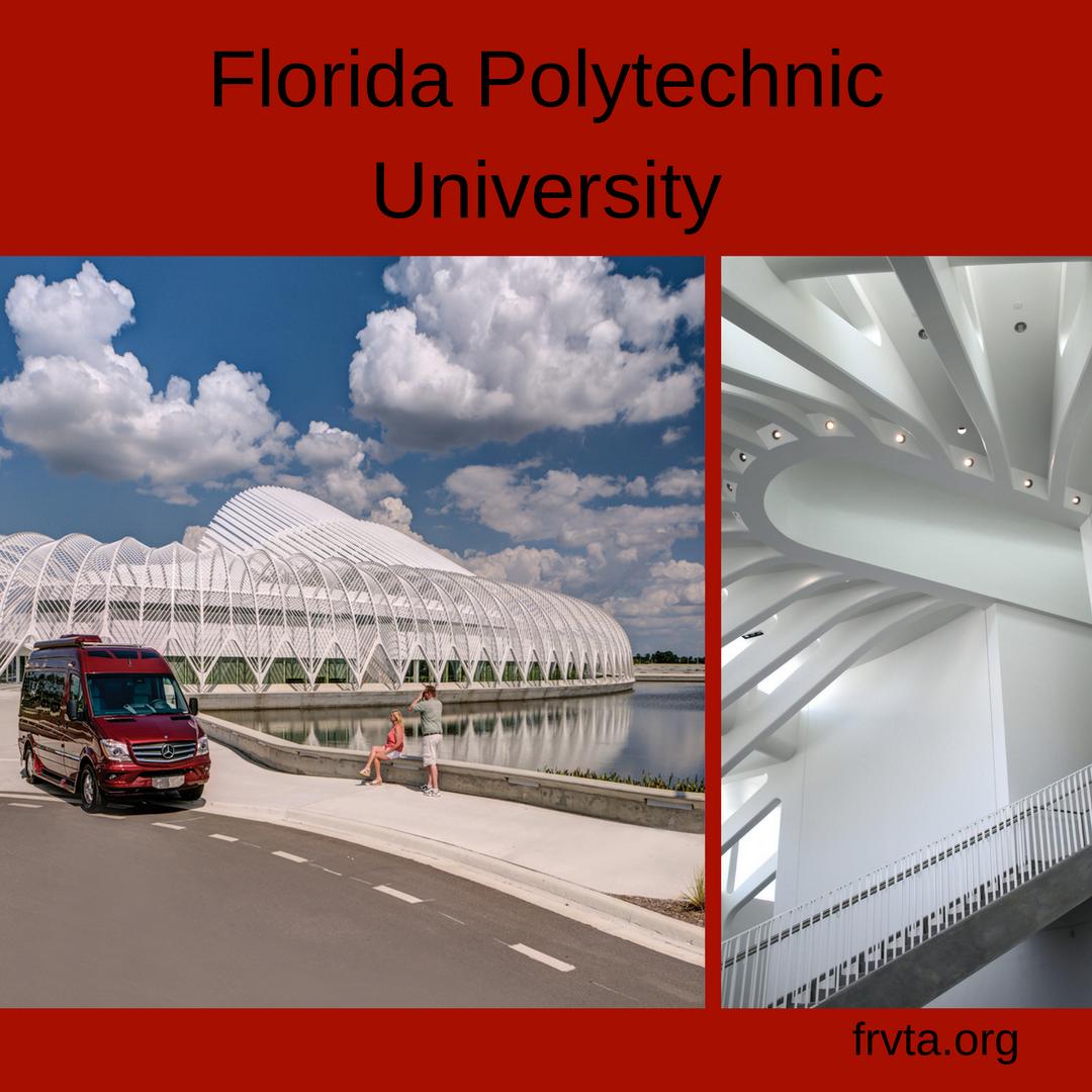 Florida Polytechnic University Florida RV Trade