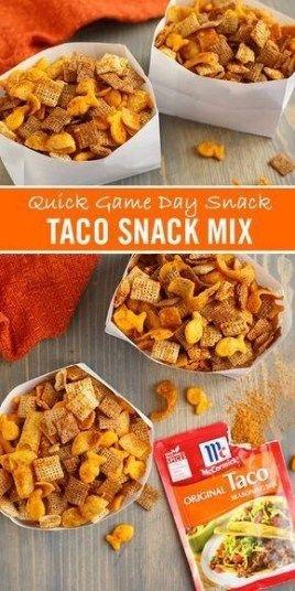 Taco Snack Mix
