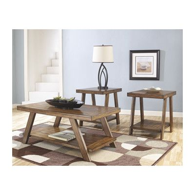 Shop Wayfair For Signature Design By Ashley Byers 3 Piece Coffee Table Set
