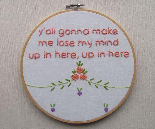 Pin By Alissa Kimiko On Diy Rap Lyrics Cross Stitch Hip Hop Lyrics