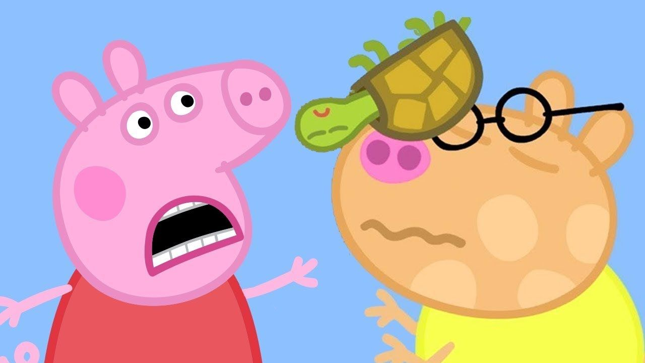 Peppa Pig Full Episodes Doctors Cartoons For Children Youtube Peppa Pig Pictures Peppa Pig Memes Peppa Pig Funny