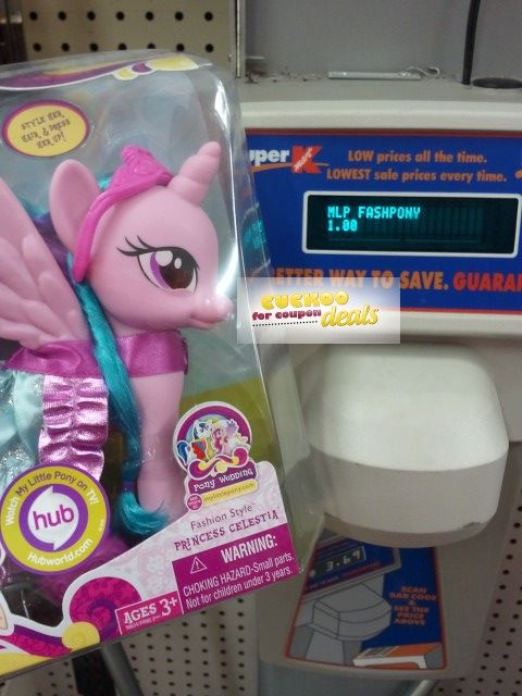 No Coupons Necessary My Little Pony Just 1 Reg 15 99 At Kmart My Little Pony Pony My Little Pony Friendship