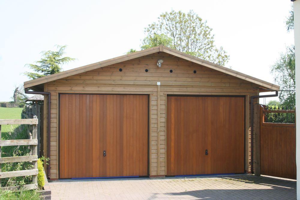 Warwick Garages   Warwick Garage, Timber Garages, Workrooms, Garden .