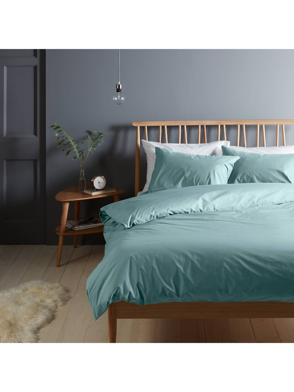 John Lewis & Partners Crisp and Fresh 200 Thread Count