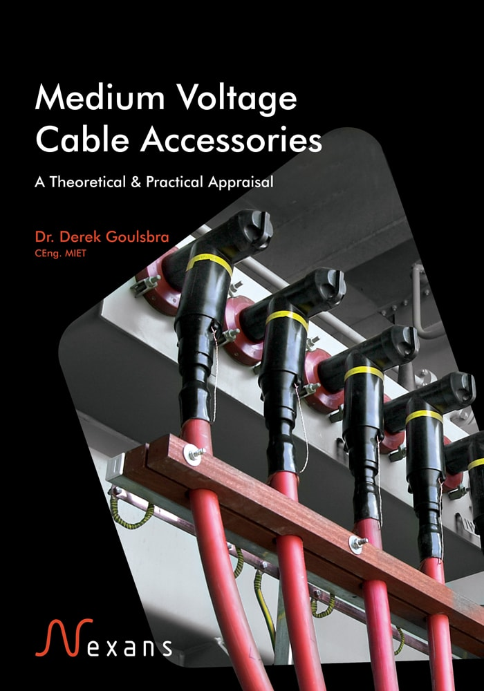 Medium Voltage Cable Accessories Book Published By Nexans