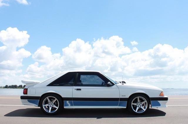 90 Saleen Saleen Mustang Fox Body Mustang Fox Mustang
