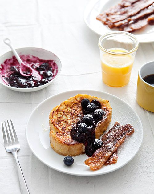 Stacy Newgent's French Toast and Bacon Recipe #breakfast # ...