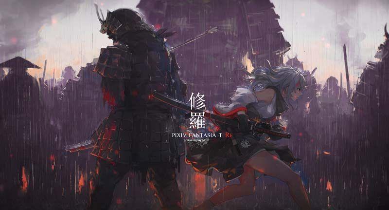 Samurai Anime Samurai Anime Anime Wallpaper Android Wallpaper Anime Epic anime wallpaper future