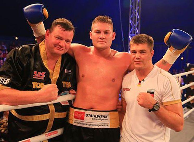 O Tone Aus Der Heutigen Pressekonferenz Im Radisson Furst Leopold Hotel Dessau Weltmeisterschaft Schwergewicht Weltmeister