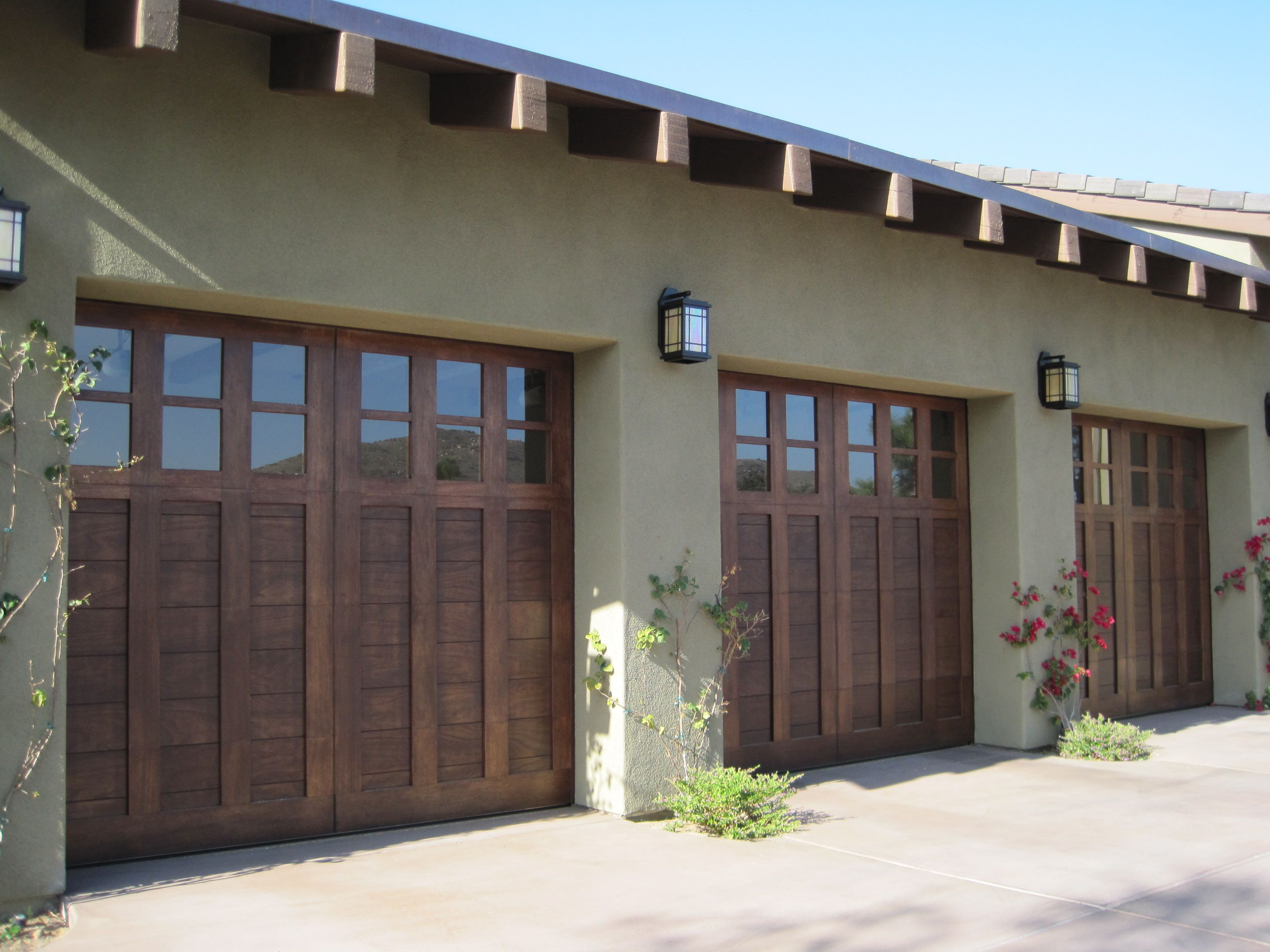 Beautiful Ranch House Garage Doors #8: Stunning Door Styles For Ranch Homes 47 In Interior Designing Home .