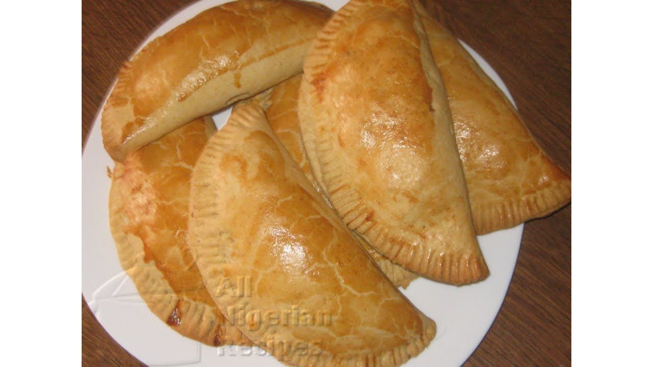 How To Make Nigerian Meat Pie Meat Pie Nigerian Meat Pie Nigerian Recipes