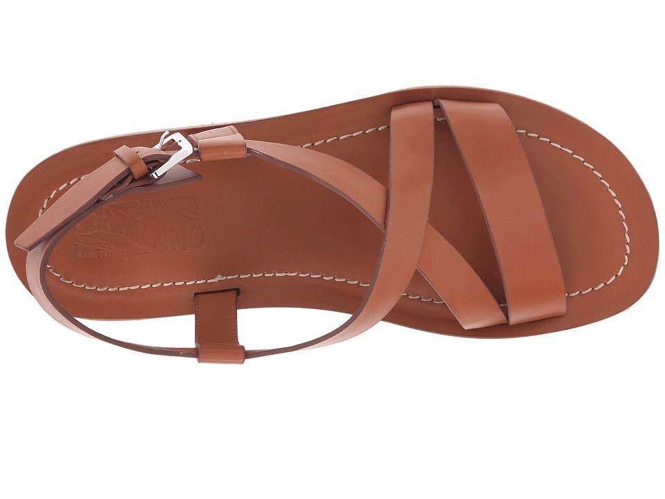 e0c8635cae5d Salvatore Ferragamo Nostro Sandal Men s Sandals Cuoio