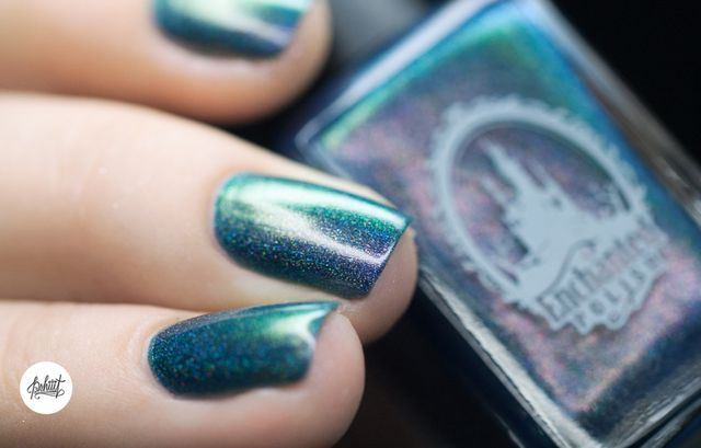 Enchanted Polish – Collection Printemps 2016 - time travel