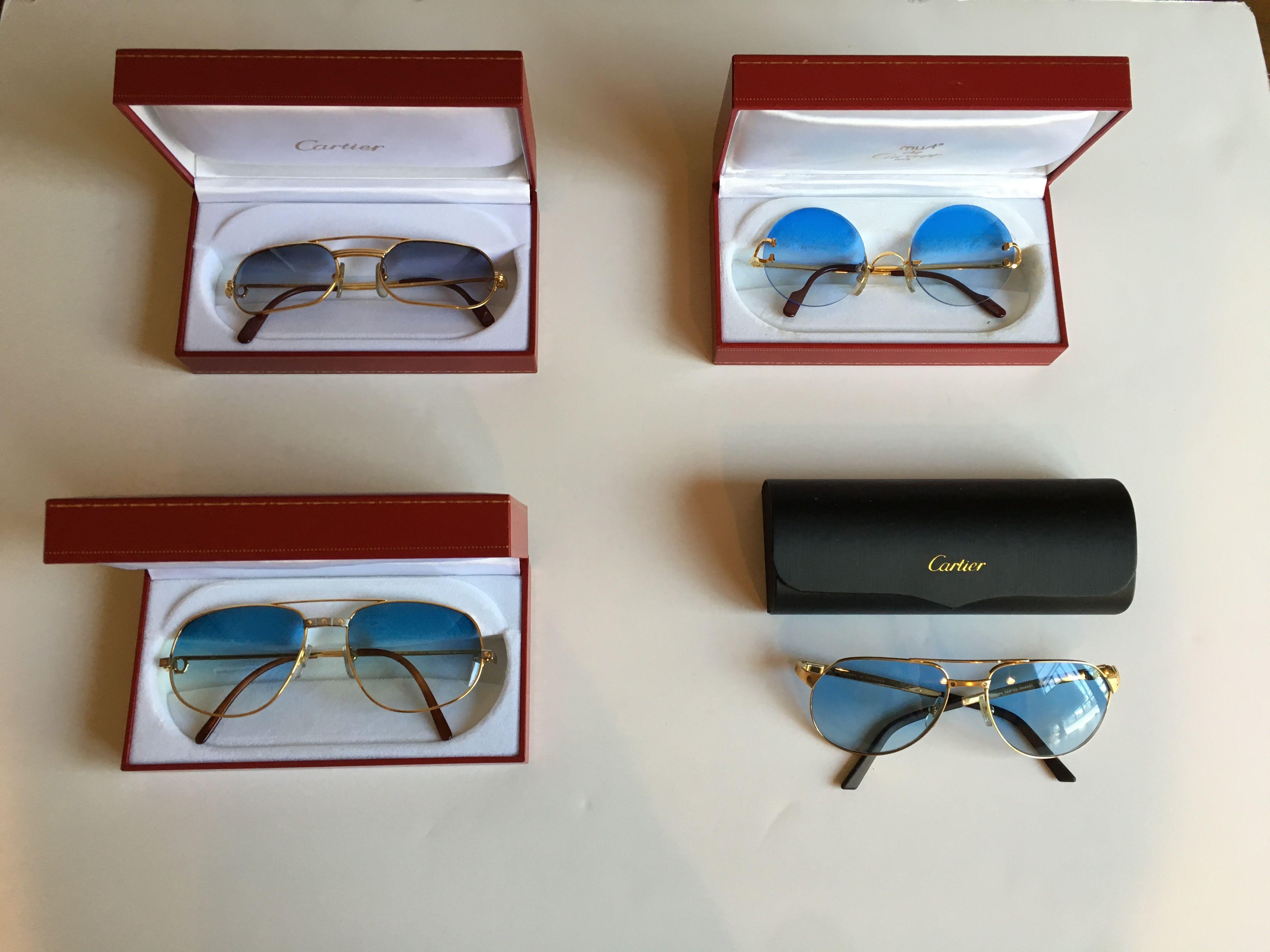 70568370c4 Vintage Cartier sunglasses