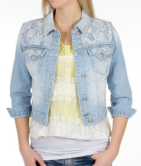 17 Best images about How to Wear: Denim Jackets on Pinterest ...