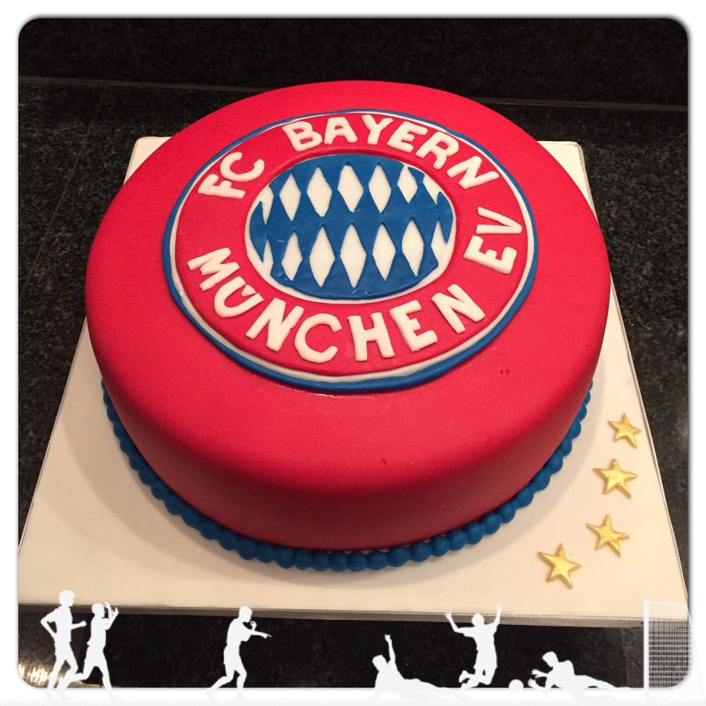 Fc Bayern Mnchen Karar Pinterest Cake And Food