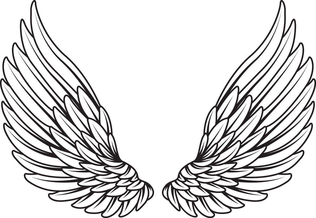 картинки тату крылья ангела такой ситуации