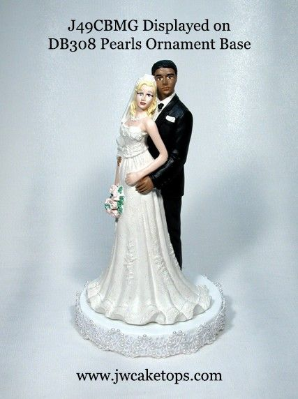 My Dream Caucasian Bride And Medium Brown Groom Bride African