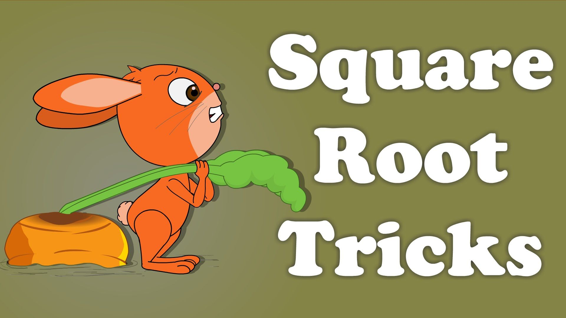 You Will Learn About Square Root Tricks In This Video