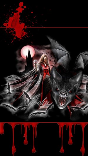 Vampires Wallpaper Vampire And Gothic Wallpapers By Avelina De Moray Gothic Wallpaper Vampire Gothic Fairy