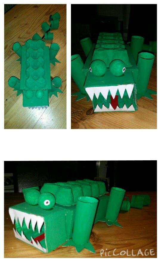 Krokodil Ook leuk als Sinterklaassurprise