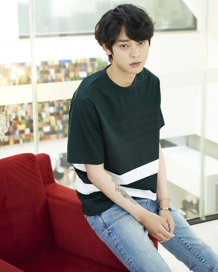 Jung Joon Young For Melon Music Station H Dengan Gambar