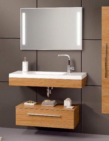 Ba o moderno peque o buscar con google espacios for Muebles de bano para espacios pequenos
