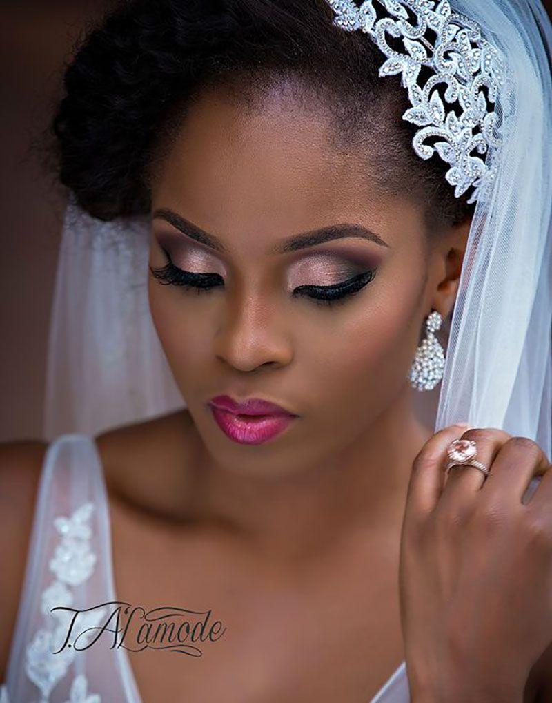Maquiagens para noivas : inspiração para o grande dia - Maquiando