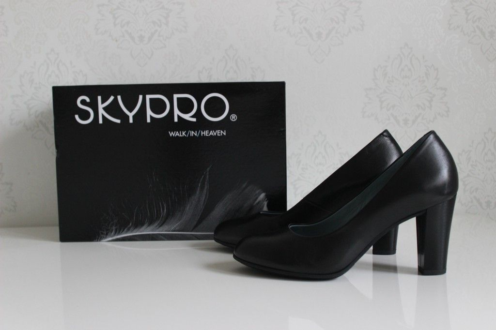 Women´s Cabin Crew Shoes Navy Court Shoes SKYPRO