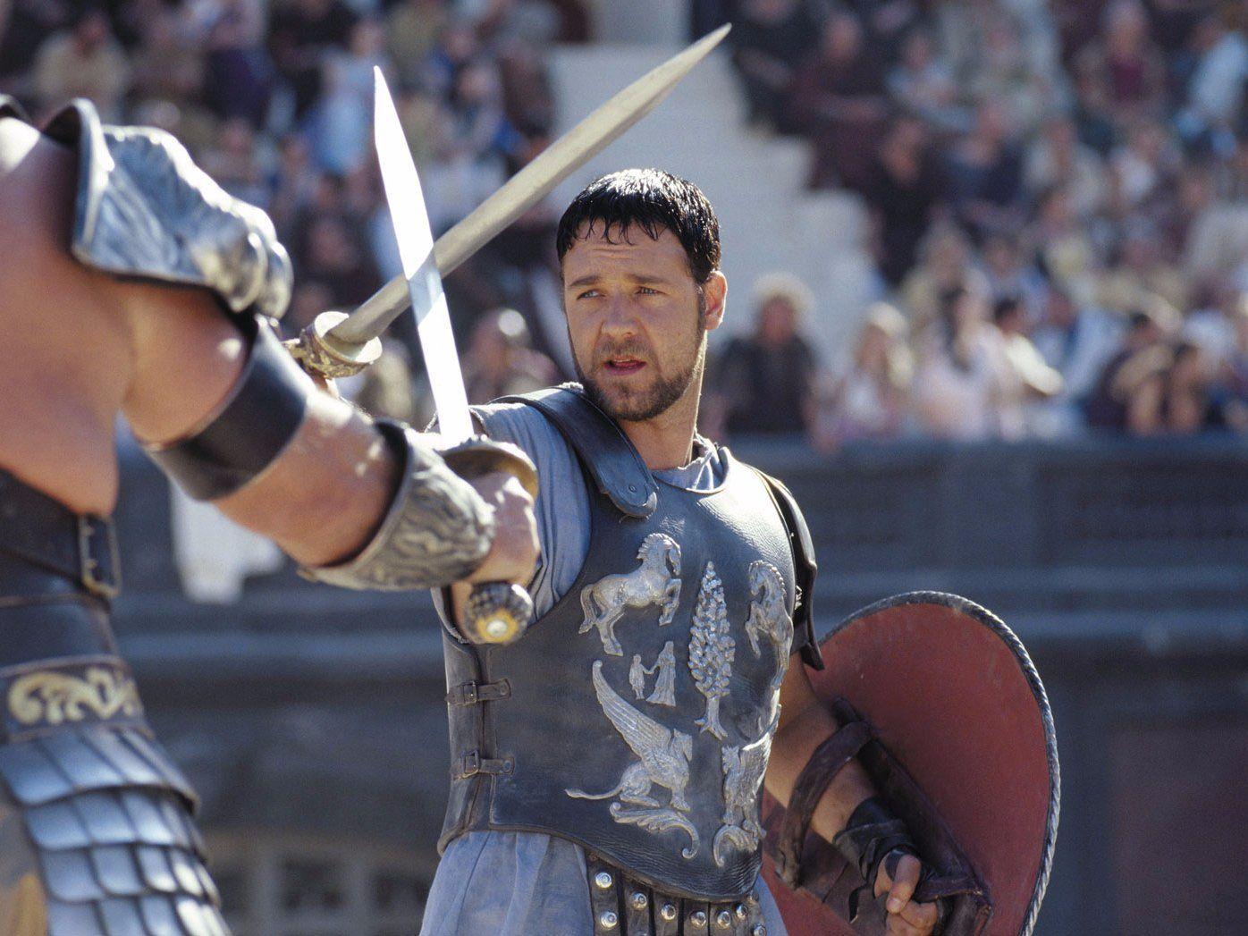 The greatest movies never made Gladiator movie