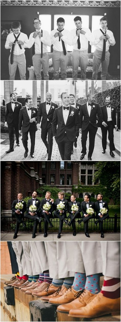 18 Awesome Wedding Photos with Groomsmen That You Can't Miss - Page 3 of 3 - Sweetface - #Awesome #Groomsmen #Page #Photos #Sweetface #Wedding